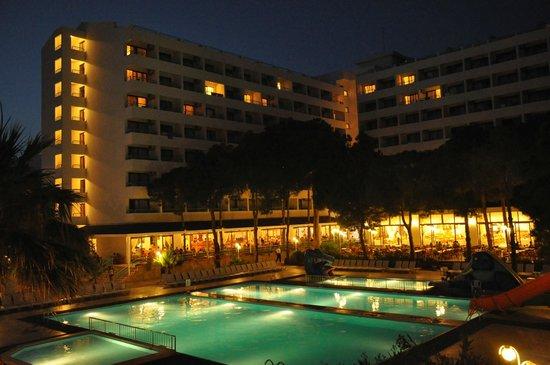 Grand Efe Hotel: nightview