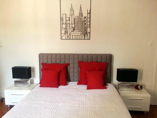 Chambres des quatre coins du monde : chambre New-York