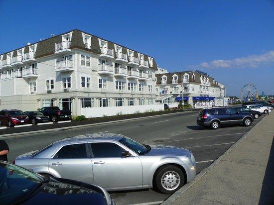 Nantasket Beach Resort: Hotel