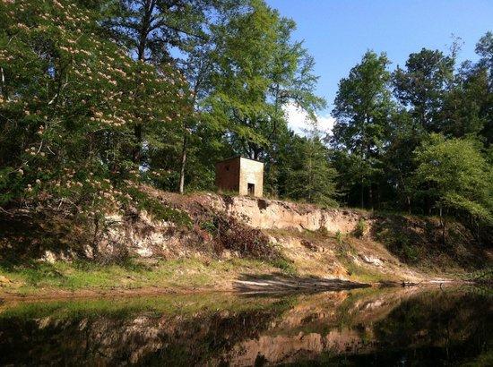 Turning Basin Riverboat Tours: Civil War Ammo Shelter