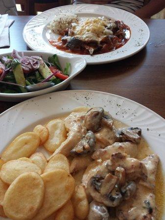 Selale Restaurant: Main Courses