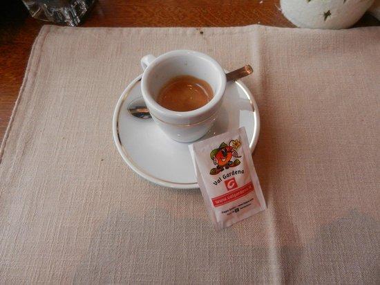 Pension Europa: caffè