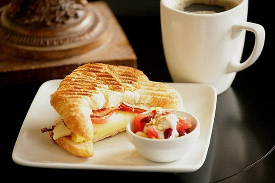 Coffee Matters: Croissant and Coffee