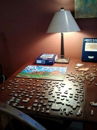 The Bradley Boulder Inn : liberty puzzle