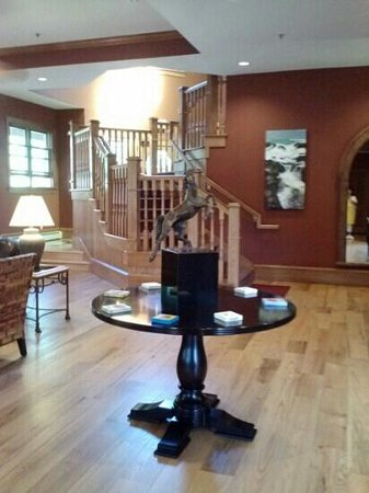 The Bradley Boulder Inn : nice