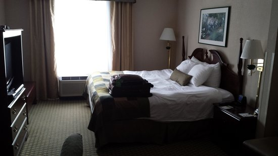 Home2 Suites by Hilton Atlanta Norcross: sleeping area