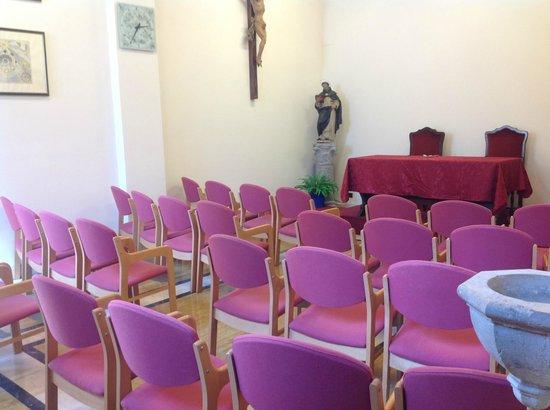 Ospitalita San Tommaso D'aquino: Sala conferenze