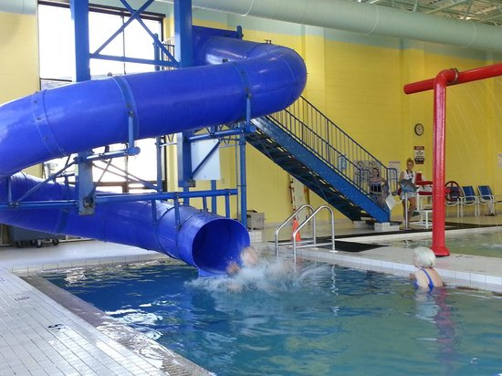 DoubleTree Resort by Hilton Hotel Lancaster : Water Playground