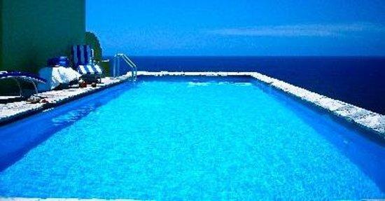 Habana Vista Penthouse: the private pool