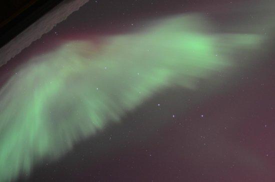 Aurora Borealis 3/16-17/13@ Anschen Log House