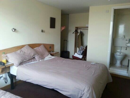 Rosemount Hotel: chambre