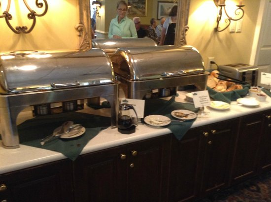 The Bellmoor Inn and Spa: Breakfast