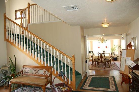 Novel House Inn at Zion: Foyer