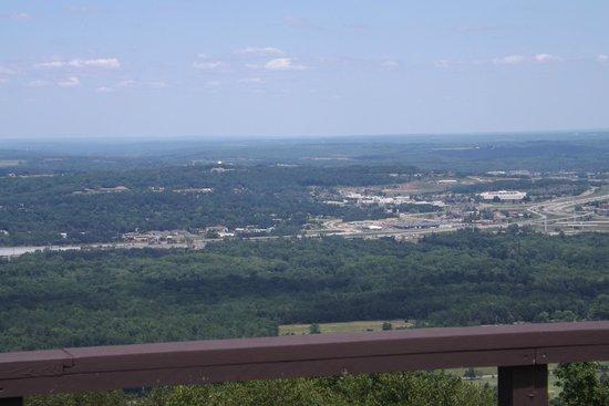 Rib Mountain State Park: Views amazing.