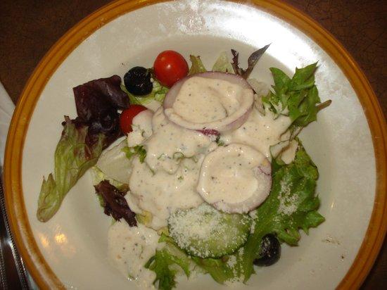 Bertucci's : Salada