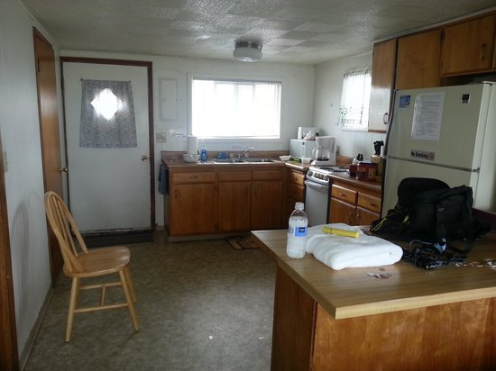 Moonstone Beach Motel: Inside Unit 1