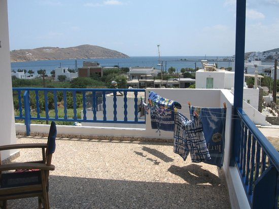 Villa Niki Serifos : Sea view