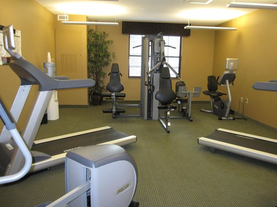 The Lodge at Deadwood : Exercise Room