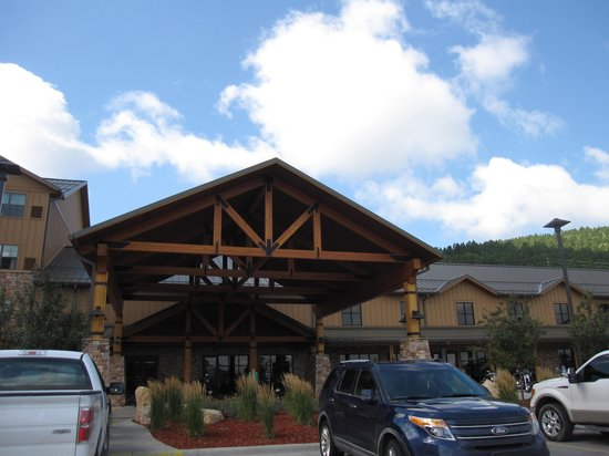 The Lodge at Deadwood : Exterior