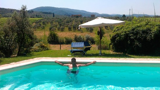 Farmhouse for rent in bagno a ripoli area vacciano firenze ref