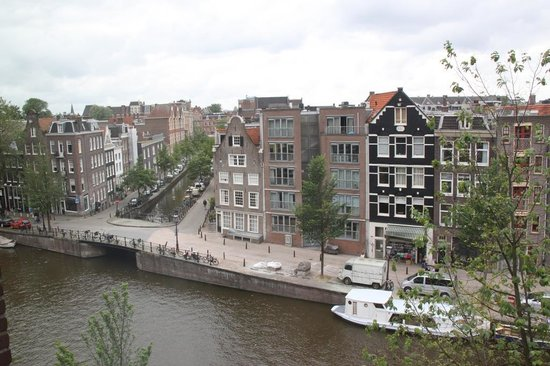 Andaz Amsterdam Prinsengracht: The view