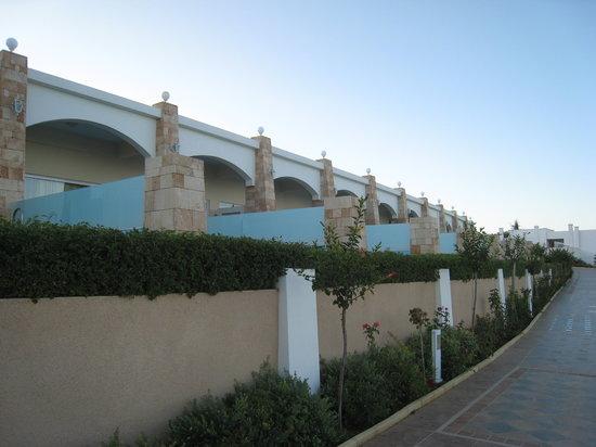 Atrium Prestige Thalasso Spa Resort and Villas : Номера с личным бассейном