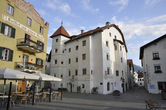 Hotel Krone Glurns
