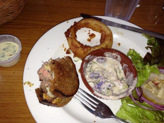 Annie's Island Fresh Burgers: Great Ruben burger!