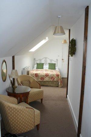 The Hamptons Guest House : la camera da letto