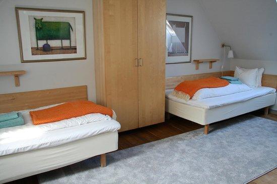 Hotell Oskar : Twin-bed room 203