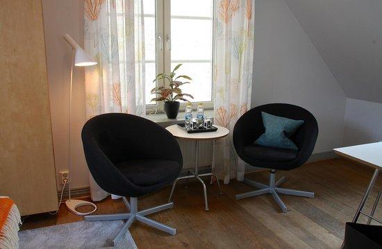 Hotell Oskar: Queen-bed room 101
