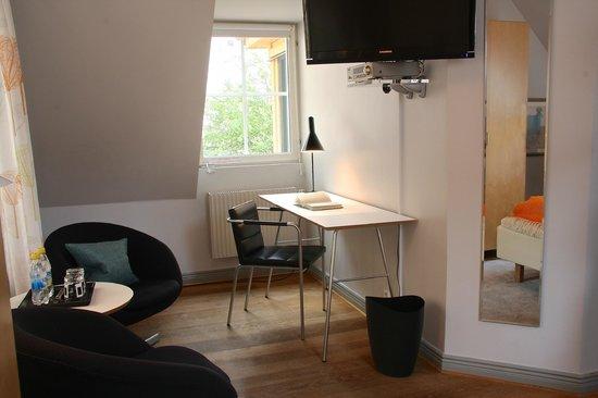 Hotell Oskar: Double room 201