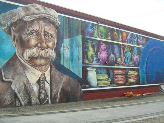 Downtown Vernon Mural Tours