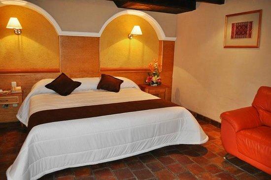 Plaza Magnolias Hotel : Habitaciones