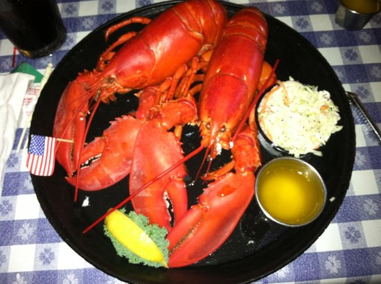 Kaler's: Great lobster meal