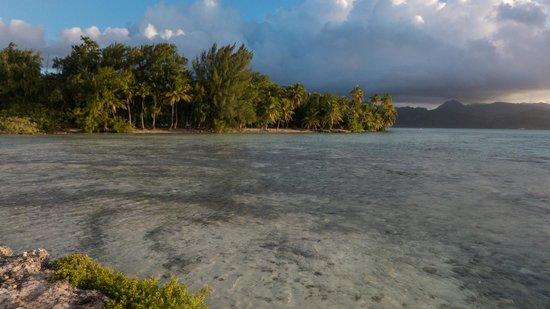 Vahine Island Resort: Vahine Island