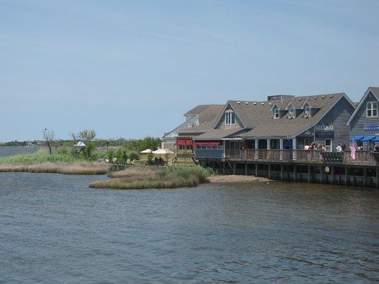 Duck Nc Restaurants Blue Point