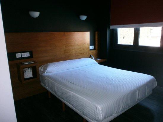 Exe Hotel El Magistral: Habitación doble (cama de matrimonio)