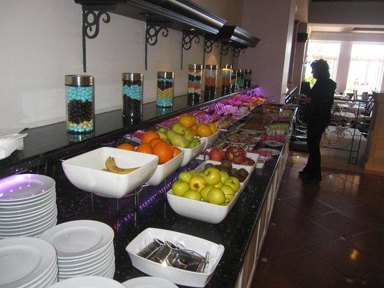 Rixos Premium Bodrum: Amazing buffet