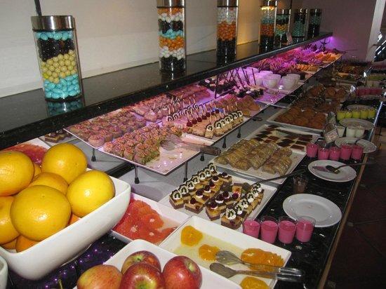 Rixos Premium Bodrum: More desserts