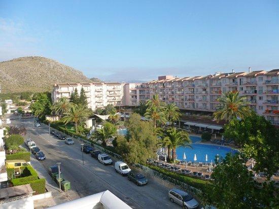 Hotel JS Sol de Alcudia: View from room (409)