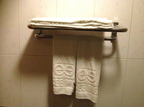 Elysee Motel: Towels Refreshed Daily