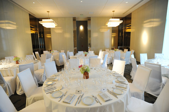 Private dining room picture of db bistro moderne miami for Best private dining rooms miami