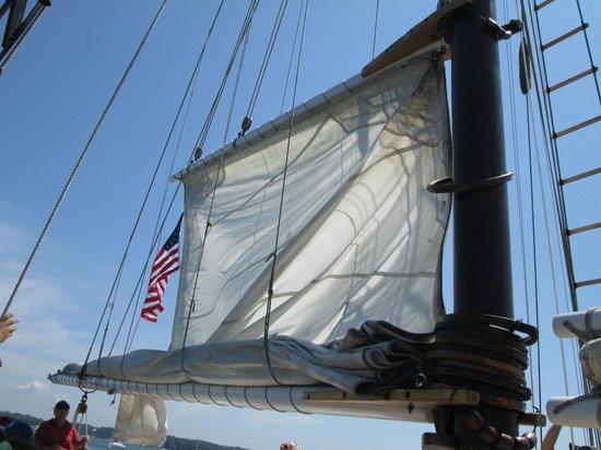 Argia Cruises: Hoisting the sails on Agia