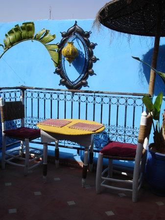 DadaMouss: The sun terrace
