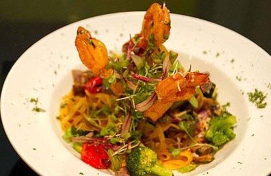 Marquis Bar & Grill: Tiger Shrimp