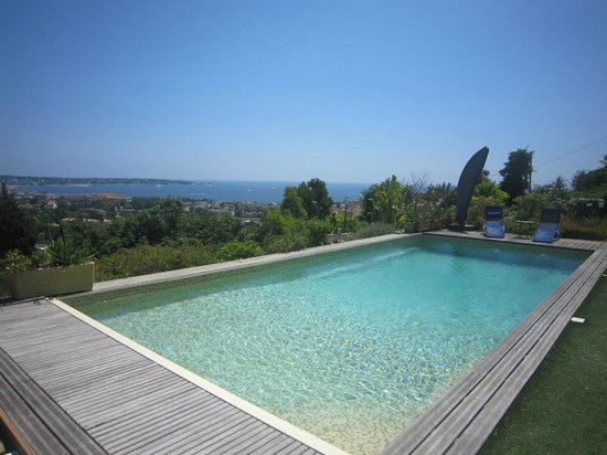 La Bigarade : pool
