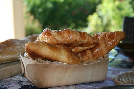 La Bigarade : breakfast!