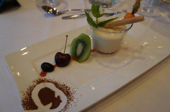 Parkhotel Quellenhof: dessert