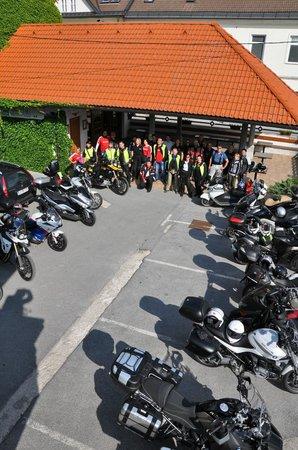 Gostisce Jersin: Hotel per mototuristi